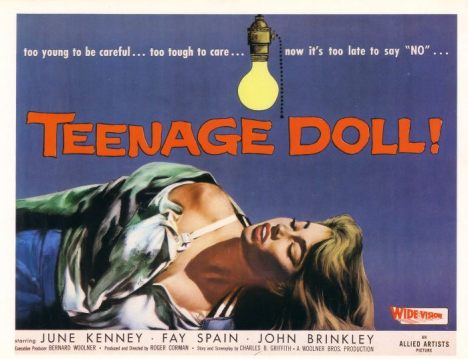 Teenage Doll, Roger Corman